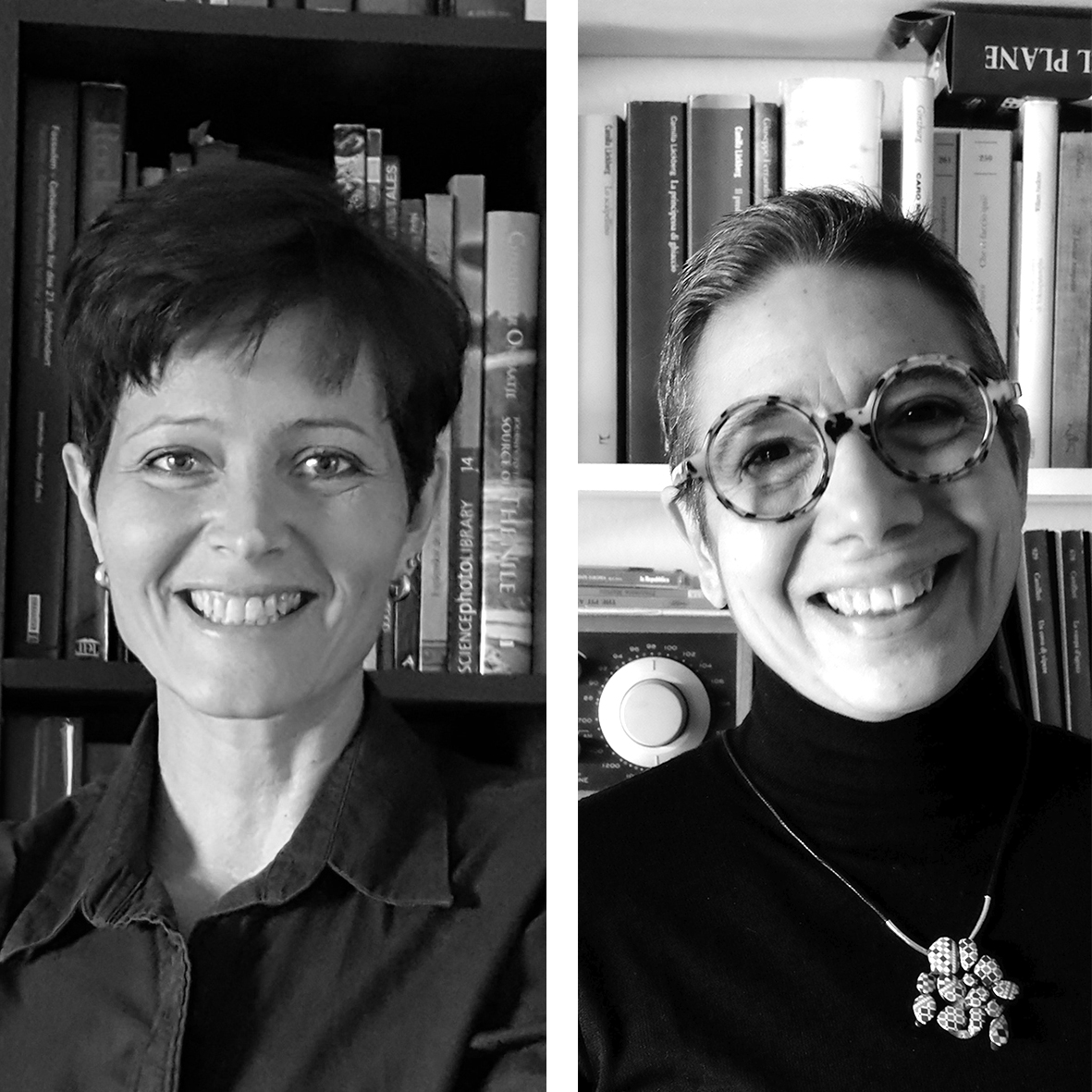 Beatriz Biagi and Olimpia Aveta, founders of Jewelshape