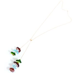 Collana con ciondolo Floreus Olimpia Aveta Design